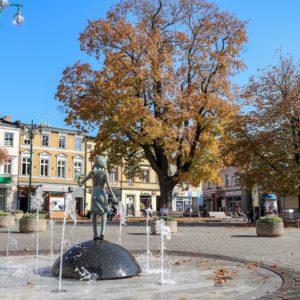 centrum Lubliniec
